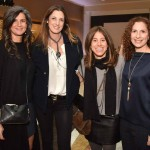 Robyn Carp, Heather Adler, Sally Aronstam and Christina Saler, Esq.