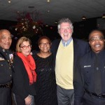 General Ron Coleman, Reverend Bonnie Camarda, Salvation Army, Christine Brown, John Camarda and William Brown