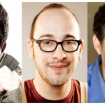 See comedians Julie Goldman, Josh Gondelman and Avi Liberman at the Gershman Y's Moo Shu Jew show.