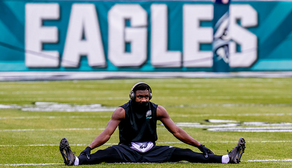 Wake-Up Call: Eagles Happy With Nelson Agholor's Response To Being Benched
