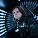 Felicity Jones in Rogue One: A Star Wars Story. Photo courtesy of Walt Disney Studios, LucasFilm