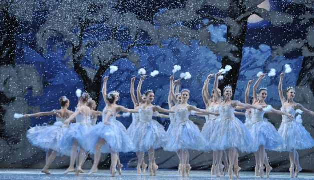 The Pennsylvania Ballet performing George Balanchine's The Nutcracker is a Philadelphia holiday tradition. Photo by B. Krist for Visit Philadelphia
