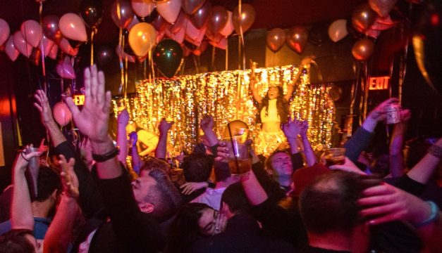 Go for the Go Go at Trestle Inn's New Year's Eve party.