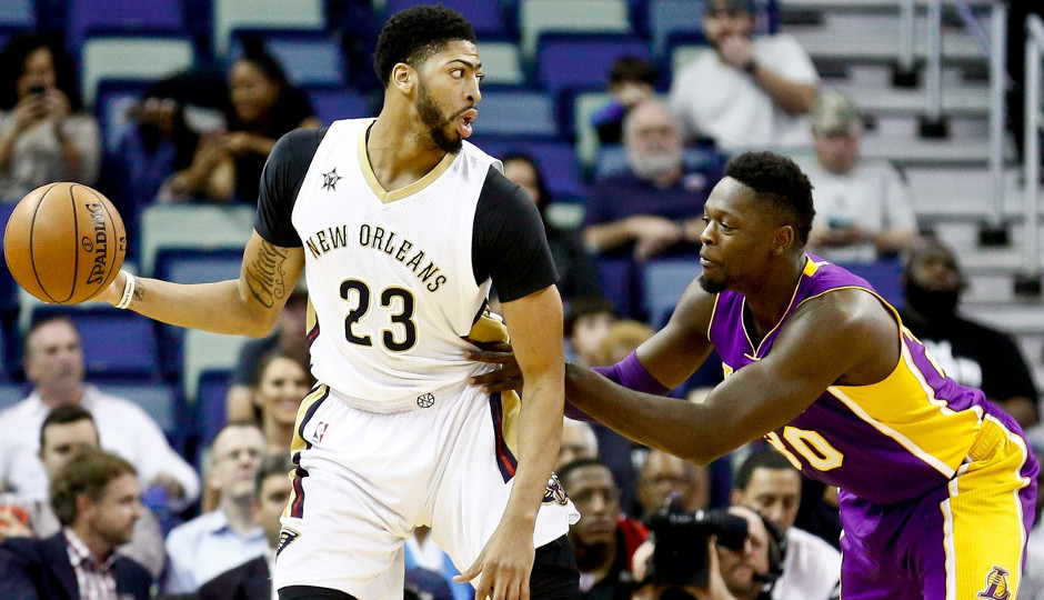 The Sixers will take on Anthony Davis and the New Orleans Pelicans tonight as they look to break their eight game losing streak | Derick E. Hingle-USA TODAY Sports