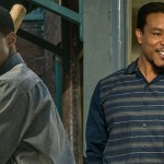 Jovan Adepo, left, and Russell Hornsby in Fences.