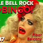 GayBINGO is home for the holidays this Saturday night.
