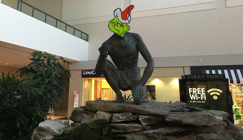 Grinch - Neshaminy Mall