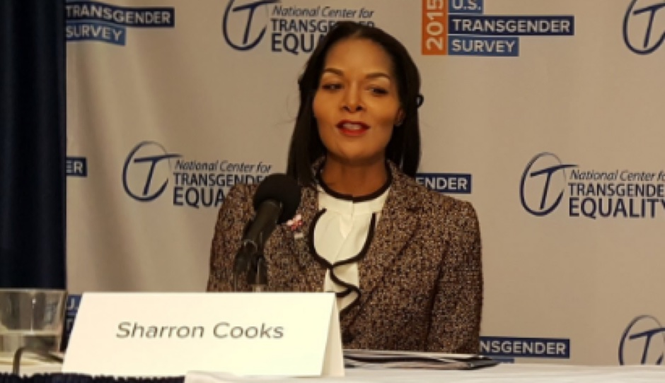 Sharron Cooks on What the U.S. Transgender Survey Means for Philly
