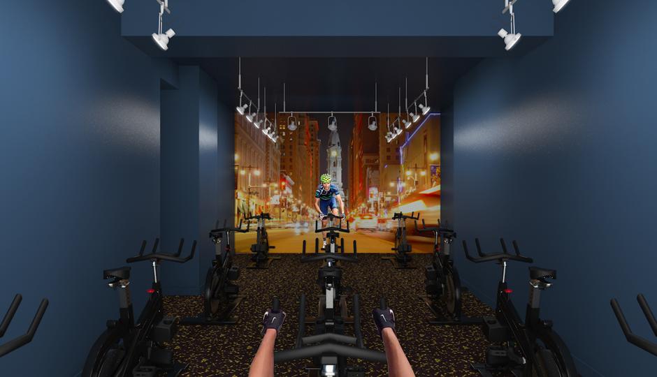 sweat spin