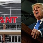 Giant Center; Donald Trump