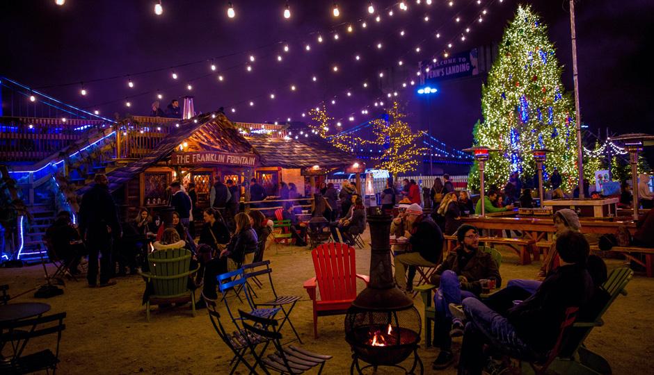 Blue Cross RiverRink Winterfest   Photo by Photo by J. Fusco for Visit Philadelphia