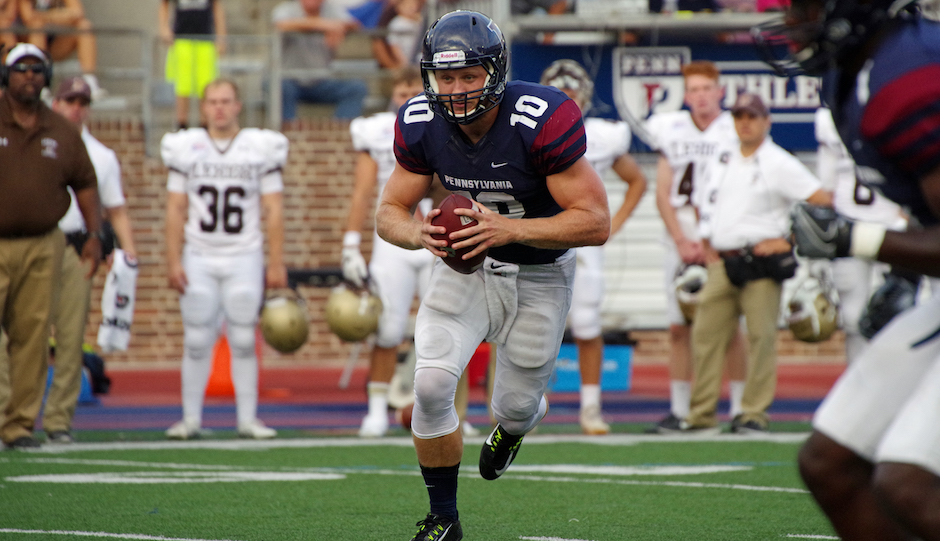 Alek Torgersen. Photo | University of Pennsylvania Athletics