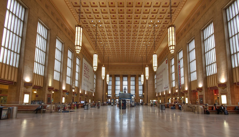 30th Street Station | Photo by Flickr user Atmtx