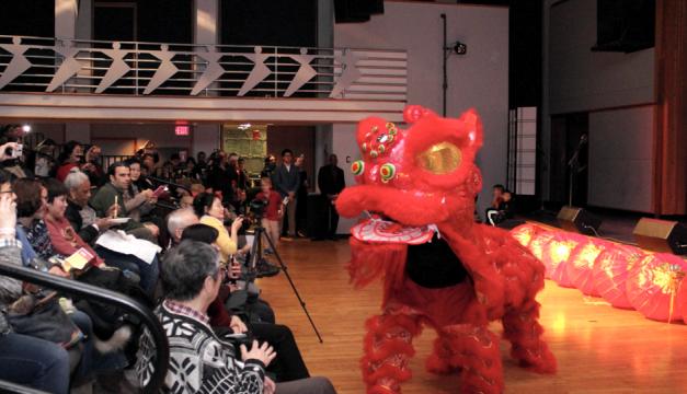 International House is hosting a Lunar New Year Celebration on Friday.