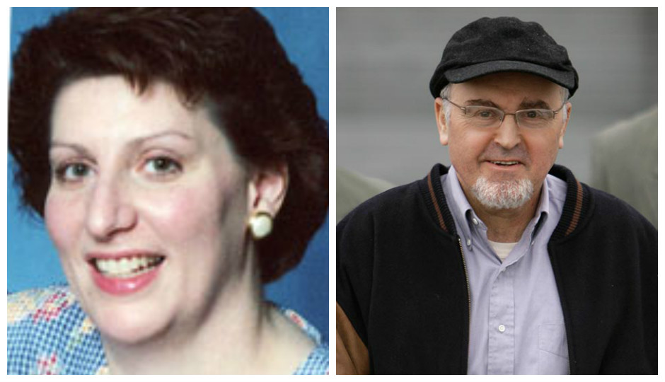 Relatives of the late Ellen Gregory (left) will gather at her King of Prussia home Monday, a day after her killer -- her husband, Rafael Robb -- was released from prison on parole.