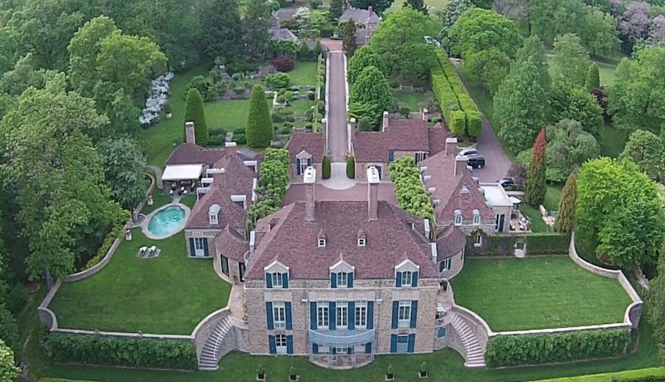 Gladwyne, home to more mansions per square mile than any other community in Greater Philadelphia, once again ranked first in PBJ's annual list of the region's 25 wealthiest ZIP codes. | Image via Kurfiss Sotheby's International Realty