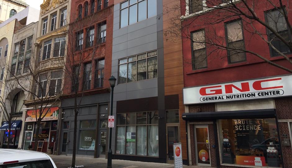 The future home of I. Goldberg at 718 Chestnut St. | Photo: Sandy Smith