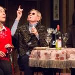 Nancy Boykin, Carla Belver and Jing Xu in John at the Arden Theatre Company. Photo by Mark Garvin