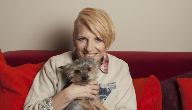 Lisa Lampanelli performs at Valley Forge Casino Resort on Saturday. Photo provided