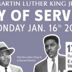 MLK Day of Service at William Way LGBT Community Center is on Monday, January 16th.