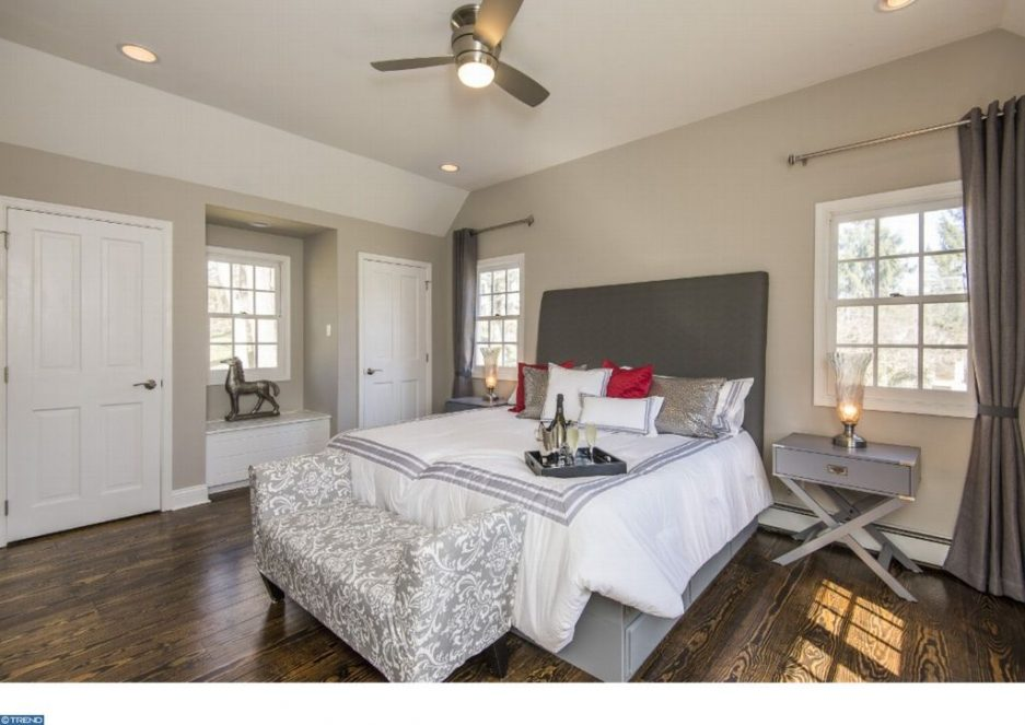 Main line monday a renovated farmhouse in haverford for for P m bedroom gallery