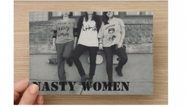 """""""Nasty Women: A Group Exhibition"""" opens Friday."""
