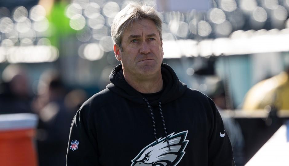Doug Pederson. (USA Today Sports)