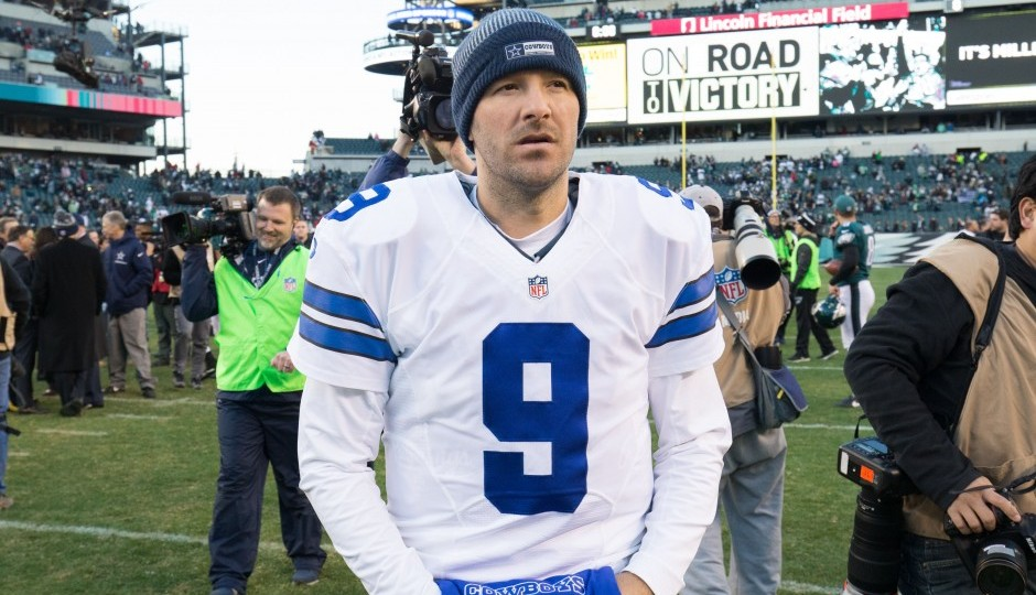 Tony Romo. (USA TODAY Sports)