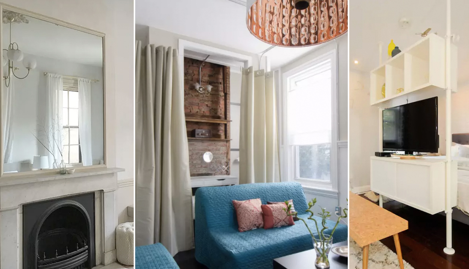 Small Space Ideas How To Live Gorgeously In Tiny Philly
