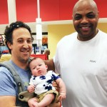 Charles Barkley in a Target