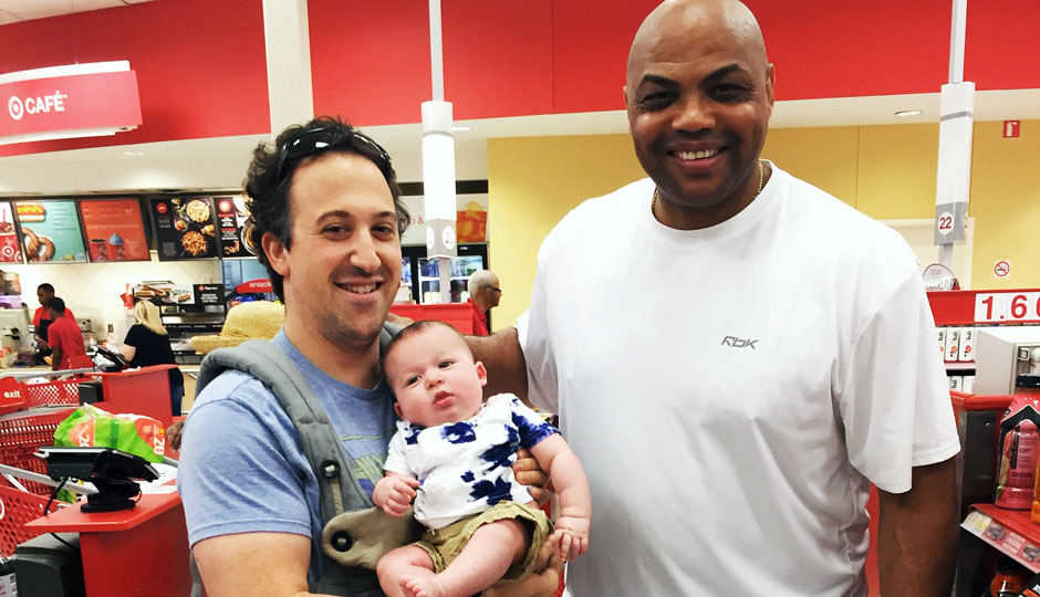 Want to Meet Charles Barkley? Go to the City Avenue Target