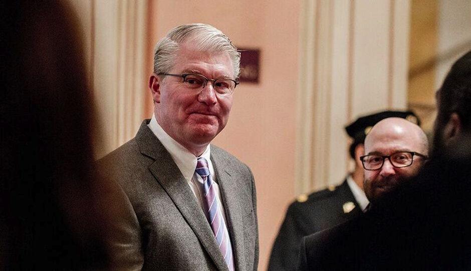 "John ""Johnny Doc"" Dougherty is leader of Philadelphia's building trades. | Photo by Jeff Fusco"