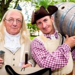 Join Ben Franklin on an Old City pub crawl celebrating his 311th birthday.