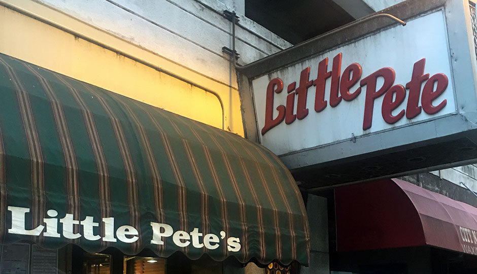 Little Pete's awning