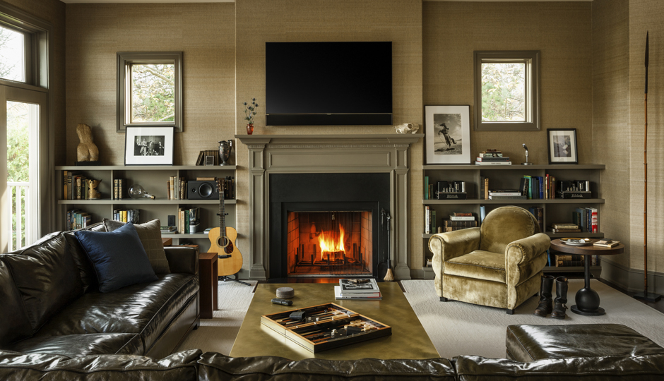 A Living Room In Gladwyn Designed By Ashli Mizell | Photograph By Jason  Varney Part 61