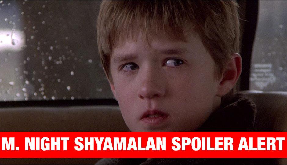 M. Night Shyamalan Spoiler Alert
