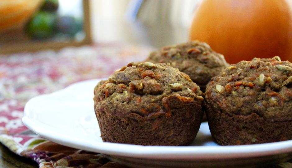 Morning Glory Muffins | Photo by Becca Boyd