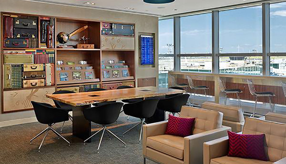 New York - Centurion Lounge