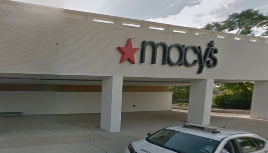 The Macy's at Plymouth Meeting Mall. Image via Google Street View.