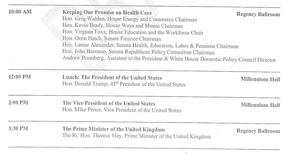 A screenshot of part of the four-page document in question.