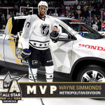 Wayne Simmonds, ASG MVP
