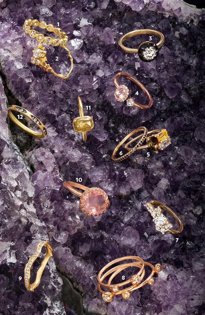 Alternative Engagement Rings