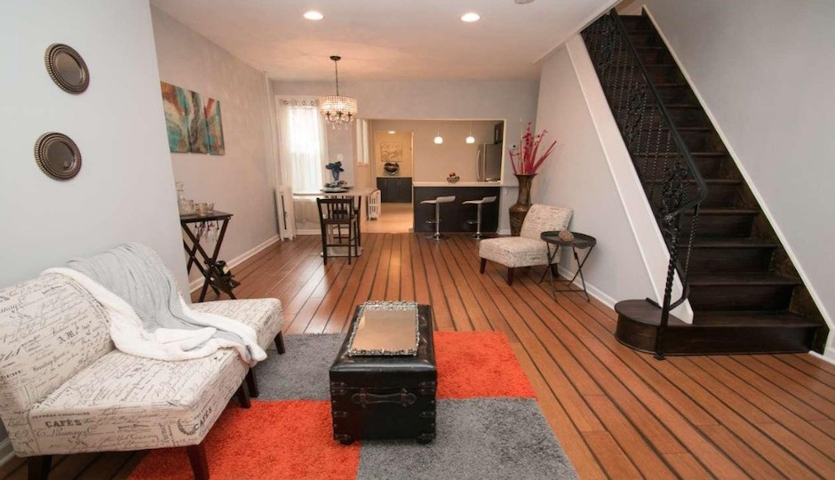 1742 S. 24th St., Philadelphia, Pa. 19145 | TREND images via Coldwell Banker Preferred