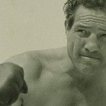 Heavyweight boxing champion Max Baer. Photo courtesy of Jeffrey Sussman