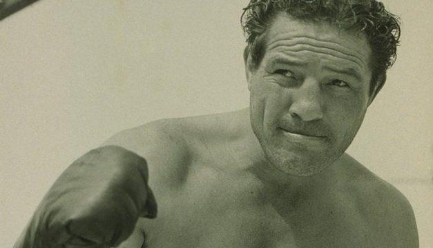 Heavyweight boxing champion Max Baer. Photo courtesy of Jeffrey Sussman