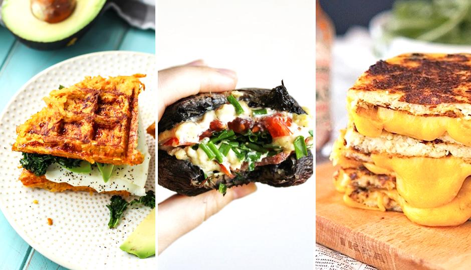 breadless sandwiches lead