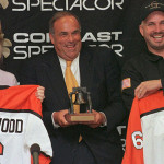 Trishia Yearwood, then-Philadelphia Mayor Ed Rendell and Garth Brooks