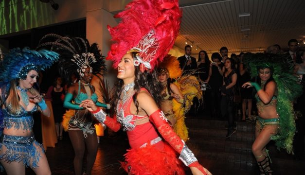 Celebrate Carnival at International House on Friday.