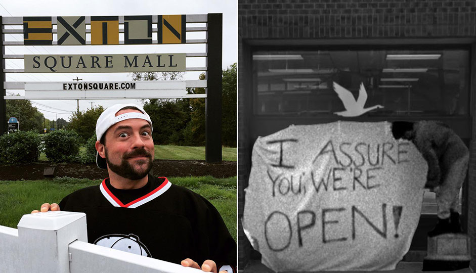 Kevin Smith / Clerks 3 photoshop