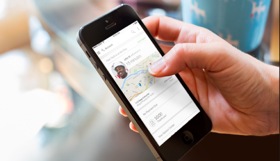 Comcast Launches App-Based Technician Tracker